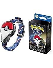 Pokemon Go Plus Smart Armband Kopplingsarmband Laddningsversion Capturer Fantasy Figurines Leksaker Gåvor För Barn