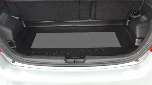 Kofferraumwanne Mit Anti Rutsch Passend Für Toyota Yaris Ii Fließheck 2006 Bei Faceliftmodell Ab 2009 Nur Für Nachrüstbaren Zwischenboden Auto
