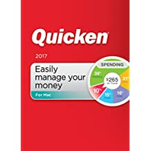 Quicken For Mac 2017 Personal & Budgeting Software