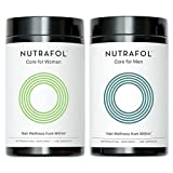 Supplement for Hair Loss Regrowth Treatment - Men's and Women's Nutrafol bundle