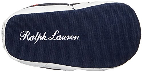 Layette Navy 3 M Toddler And Kody Athletic laces Infant Infant Lauren US Ralph Velcro 4a5wqRf