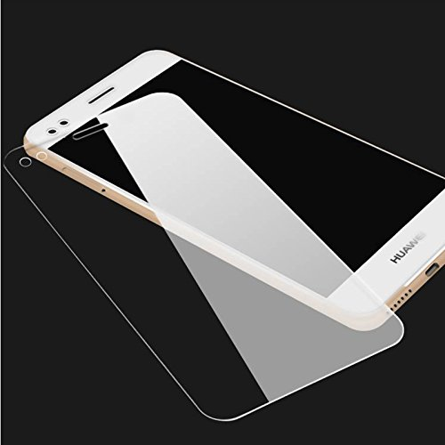 [2 Pack], Huawei Ascend XT2, Huawei Elate 4G,[Easy Installation] 9H HD Full Coverage Curved Ultra Premium Clear Film Edge Tempered Glass Screen Protector for Huawei XT2 H1711 (Clear)