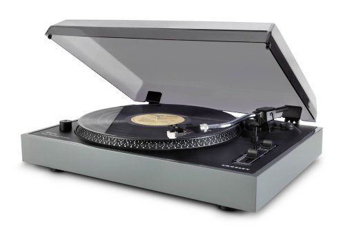 Crosley CR6009A-GY Advance Turntable with USB and Software f