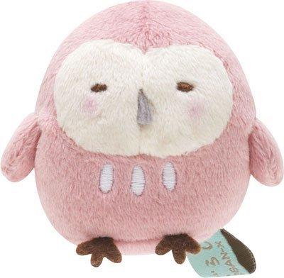 San-x-Sumikko-Gurashi-Hand-Size-Mini-Plush-Fukurou-Owl