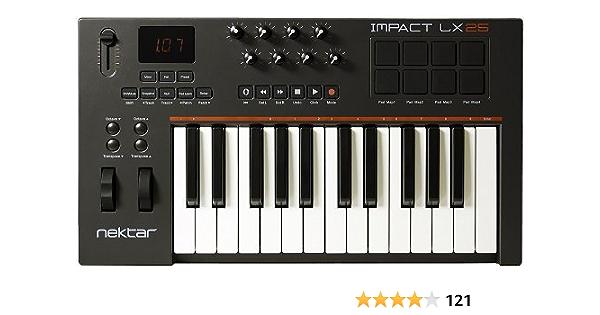 Nektar Impact LX49 - Teclado MIDI