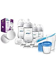 Philips Avent Natural Flaschenset SCD301/02 für Neugeborene