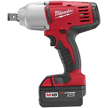 Milwaukee 2664-22 18-Volt M18 3/4-Inch High Torque Impact Wrench with Friction Ring