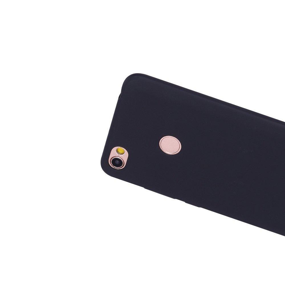 3x Funda Xiaomi Redmi Note 5A CaseLover Suave TPU Silicona Carcasa para Redmi Note 5A Prime Redmi Note 5A Ultra Delgado Flexible Mate Goma Gel Protectiva Caso Anti Rasgu/ños Cubierta Case Cover Anti Choque Caja Carcasa Xiaomi Redmi Note 5A Prime