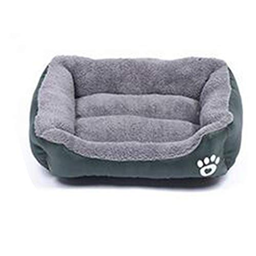 Krastal Pet Dog Bed Warming Dog House Soft Material Nest Dog Baskets Fall and Winter Warm Kennel for Puppy ()