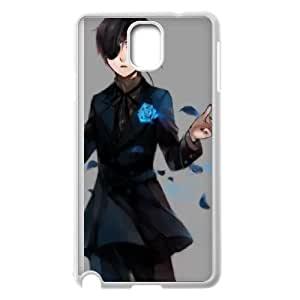 Black Butler Samsung Galaxy Note 3 Cell Phone Case White VC165848