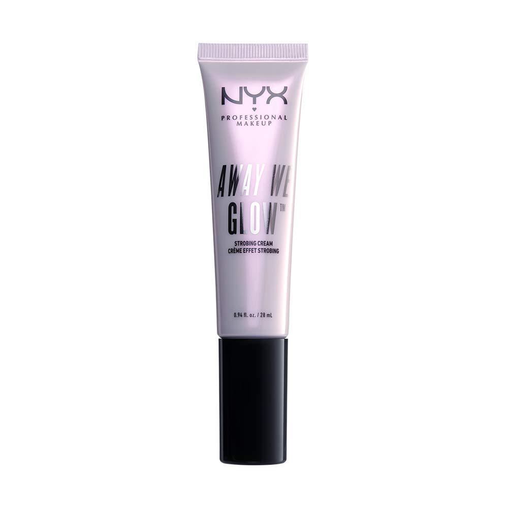 NYX PROFESSIONAL MAKEUP Away We Glow Strobing Cream, Glow-Tini