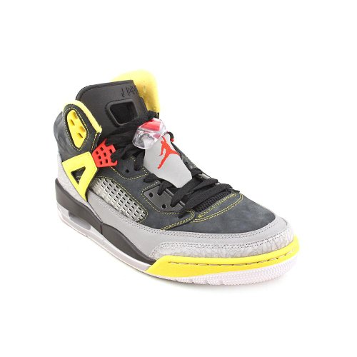 Scarpe da basket Nike Spizike Blk / Chllng Rd / Mtllc Slvr / Tr Yl uomo 11 Uomo Salida De Encontrar Un Gran c2K053
