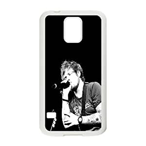 T-TGL(RQ) Samsung Galaxy S5 I9600 Cell Phone Case Ed Sheeran with Hard Shell Protection