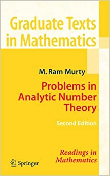 Problems in Analytic Number Theory (Graduate Texts in Mathematics)