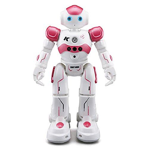 image Goolsky JJR / C Robot R2 Cady WINI Programmation Intelligente Gesture Control Robot RC Toy Gift pour Enfants Divertissement