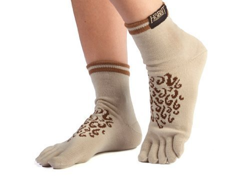 The Hobbit Bilbo Baggins Costume Feet Socks (Kids Hobbit Feet)