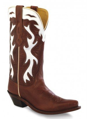 Appaloosa Two Tone Classic Cowgirl Boots by Old West LF1520 -