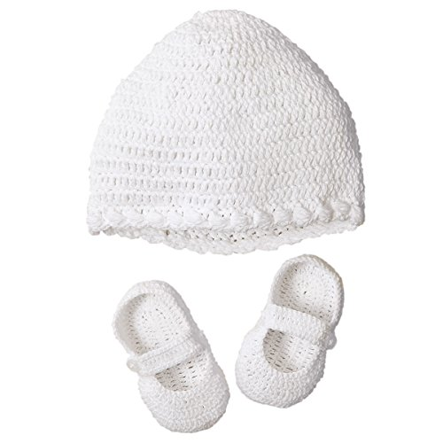 Bootie Set Crocheted White White product image