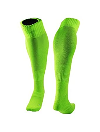 eDealMax Hombres 1 paquete de cartas impresiones de compresión del amortiguador de la rodilla calcetines Altos