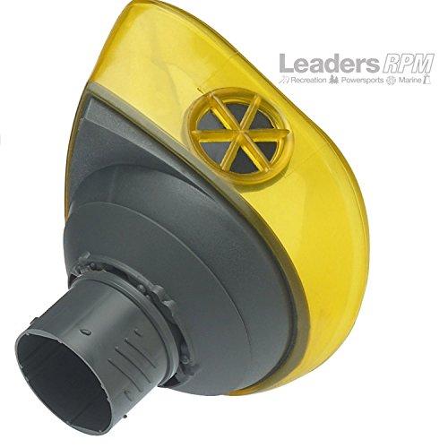 Ski-Doo New OEM BV2S Snowmobile Helmet Breathing Mask Replacement 4483530010 (Ski Doo Helmet Bv2s)