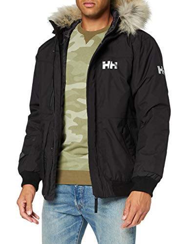 Helly Hansen Montes Bomber Down Jacket Chaqueta, Hombre