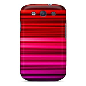 Durable Case For The Galaxy S3- Eco-friendly Retail Packaging(colors)