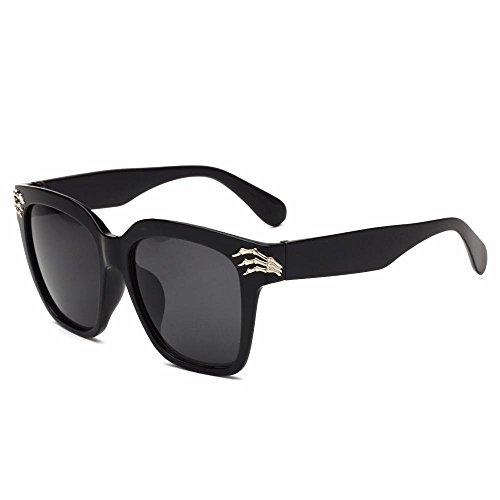 de E Dama Garra Retro Gafas de Sol Gafas Gafas de Tendencia cráneo Hombre Sol creativos Nuevas Sol Personalidad Regalos Axiba 7ZqHABq