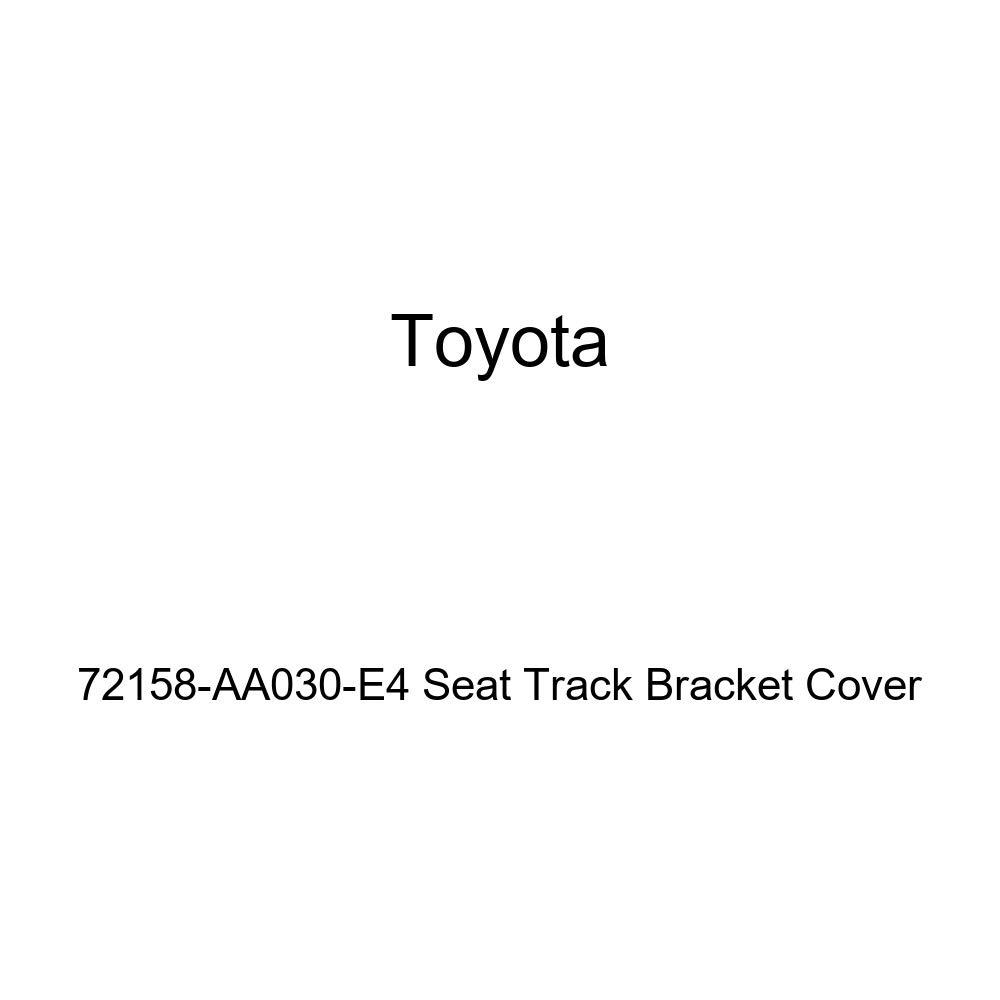 Toyota 72158-AA030-E4 Seat Track Bracket Cover