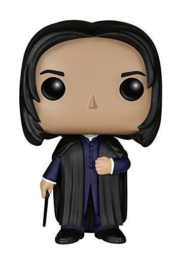 Funko POP Movies: Harry Potter - Severus Snape Action Figure by Funko
