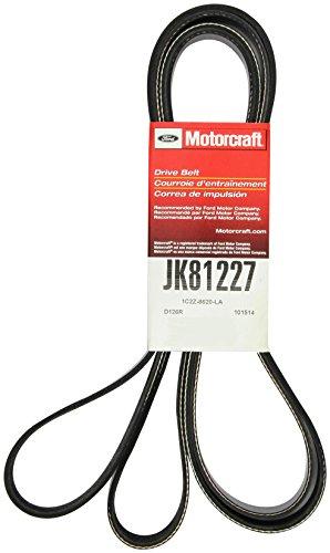 Motorcraft JK81227 V-Ribbed Belt