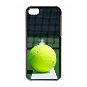 Tennis Cheap Hard Back Cover Case for iPhone 5C, Cheap Tennis Cell Phone Case
