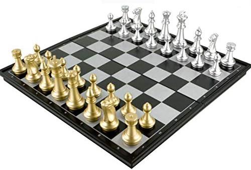 Trifycore Magnética de ajedrez de Viaje Plegable de plástico de ...