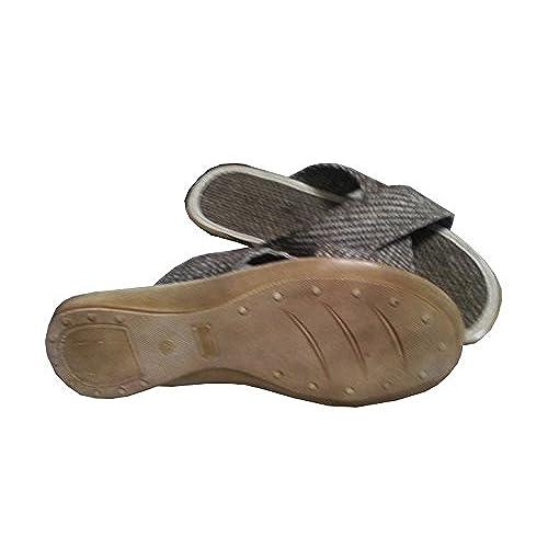 4e159e2ba91d4 chic Hemp Men s Slide Sandals Slipper