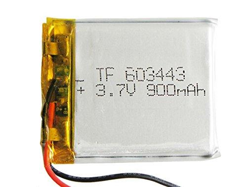 Amazon Ofeely 37V 900mAh 603443 Lithium Polymer Battery Li Po