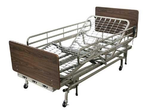 Drive Medical Head And Foot Board For Ltc And Low Bed - Model 15000hf ()