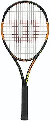 Racquet Tennis Wilson Burn 100S - Unstrung