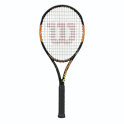 Wilson Burn 100S Tennis Racquet, 4 1/8 – Unstrung