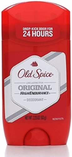 Old Spce Endr Reg Size 2.25z Old Spice High Endurance Original Scent Solid Deodorant 2.25z -  Procter & Gamble Health Care, PPAX1187185