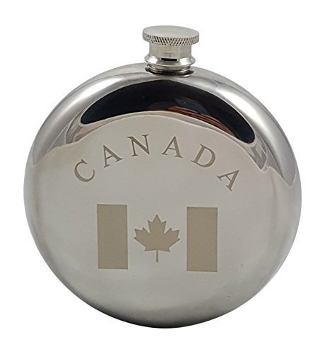 Canada Flask Gift Set by Palm City Products (Image #1)'