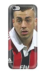 David Dietrich Jordan's Shop 2366493K20969082 Tpu Shockproof Scratcheproof 2013 Ac Milan Stephan El Shaarawy Hard Case Cover For Iphone 6 Plus