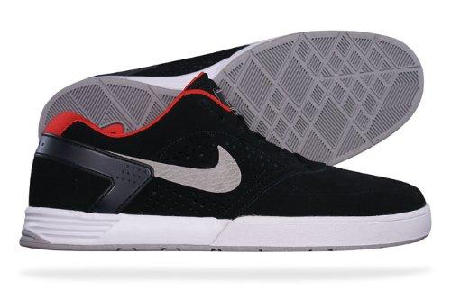 Nike Paul Rodriguez Sneaker Lifestyle trainers black skate Men negro - negro