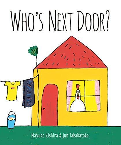 Who's Next Door? ebook