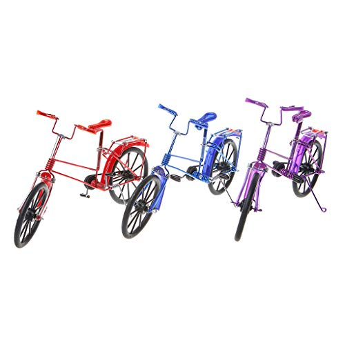 [해외]Flosky Metal Bike Bicycle Toy Mini Functional Finger Toys Creative Game Workmanship Gift Collections / Flosky Metal Bike Bicycle Toy Mini Functional Finger Toys Creative Game Workmanship Gift Collections