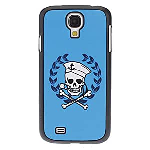 Pirate Skull Pattern Hard Case for Samsung Galaxy S4 I9500