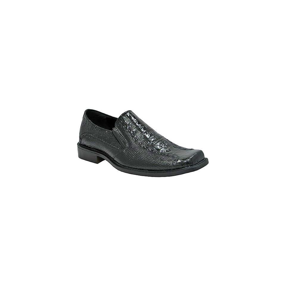 Roberto Chillini 6045 Black Mens Dress Shoes Shoes