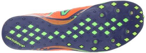 New Balance - Zapatillas de running para hombre, color Naranja, talla 45