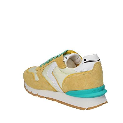 para Blanche mujer Voile Zapatillas Amarillo qFwxvfZfE