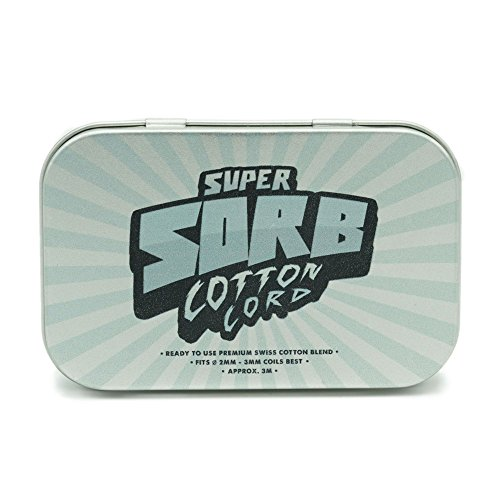 Super Sorb Cotton Cord - SSCC Cotton