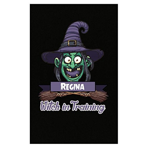 Halloween Costume T Shirt For Kids Regina Witch In Training Funny Halloween Gift - Poster ()