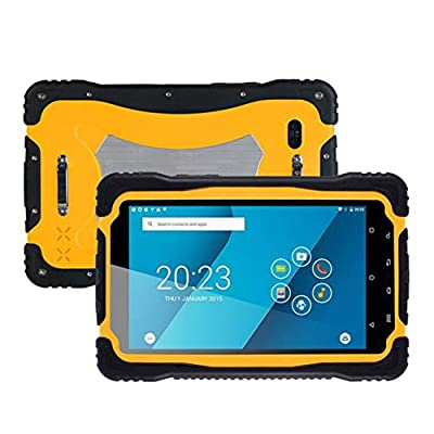 7 Inch Tablet Sunlight Readable Screen MTK6735 Quad Core 3GB RAM 32GB ROM Android 5.1 IP67 Waterproof Rugged 4G TabletsPc Christmas Birthday Gift